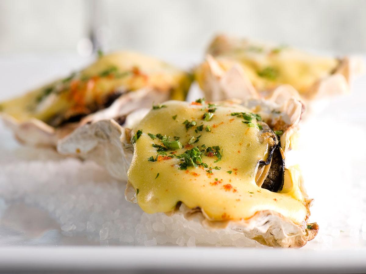 Oysters Rockefeller Recipe Emeril Lagasse Food Wine - Www