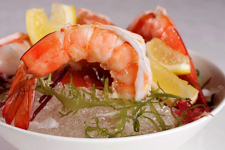 Spot Prawns | Photo: West Restauraunt