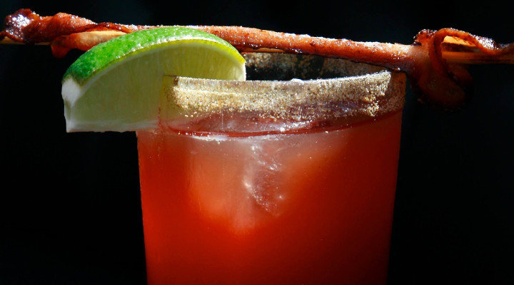 The Caesar at Match Eatery & Public House