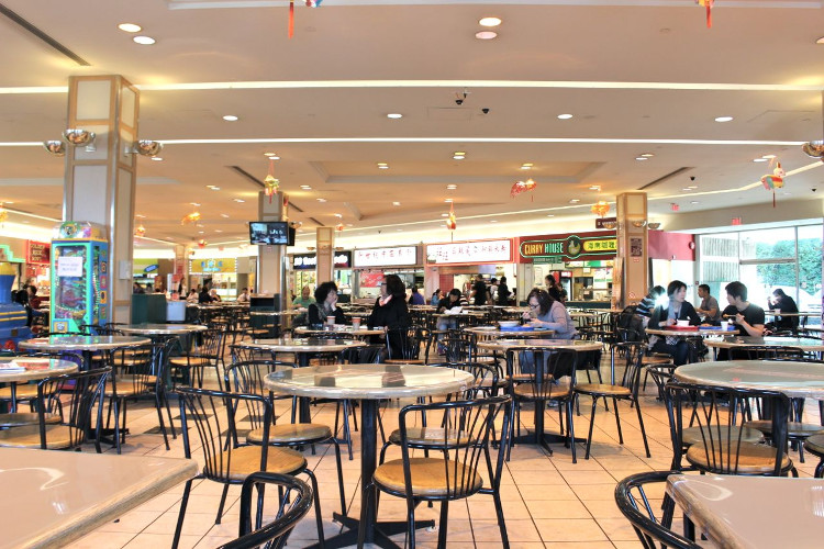 Food Court Richmond Bc