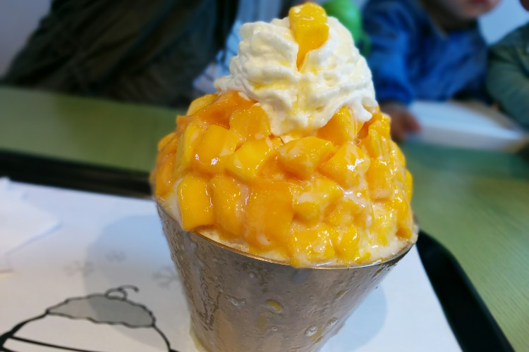 Bingsoo at Snowy Village Desserts | image by Tourism Richmond