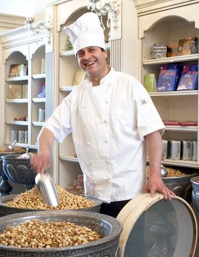 Ayoub Hosseini | image courtesy of Ayoub's Dried Fruit and Nuts