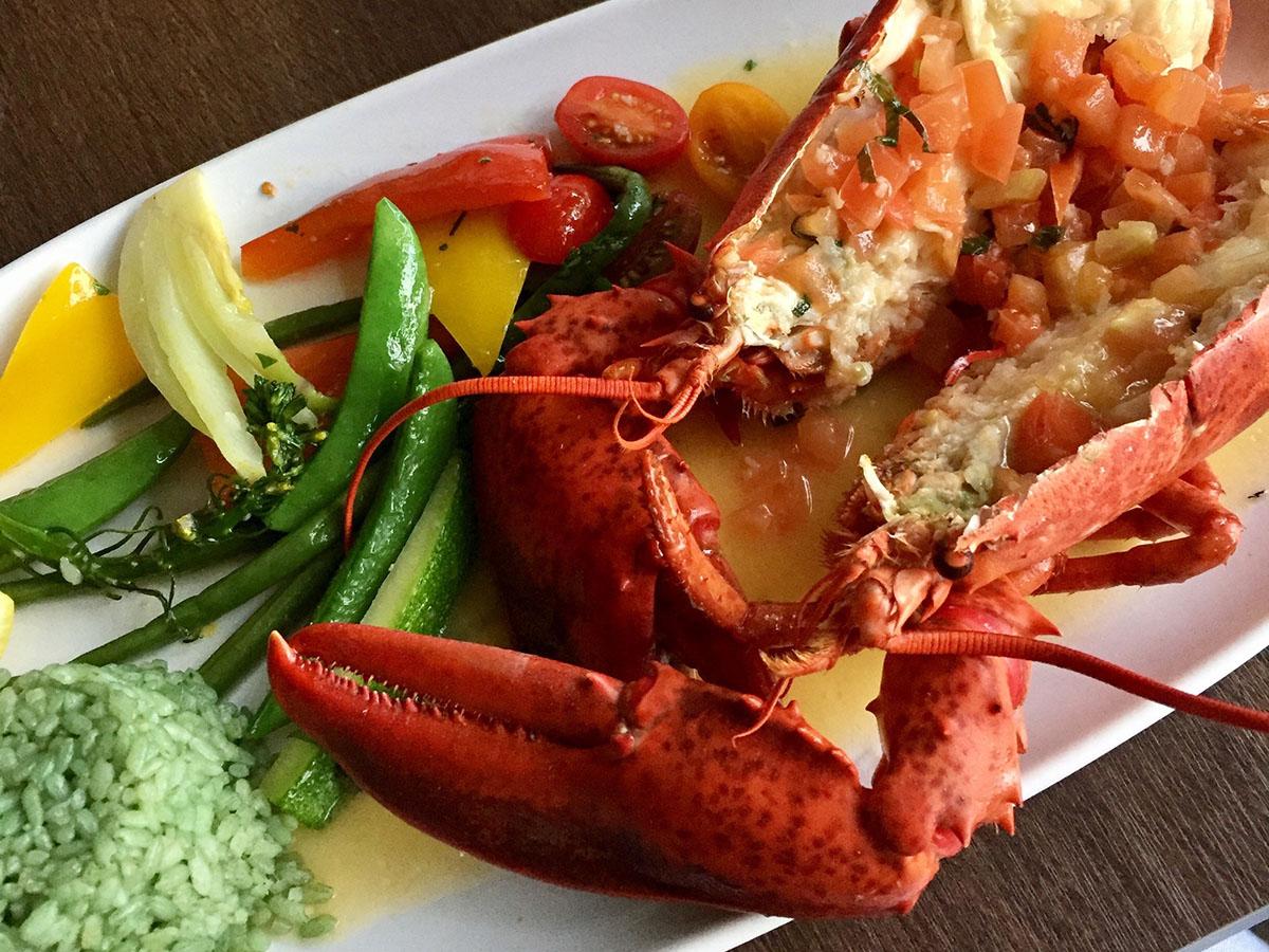 Elements Casino Lobster Buffet