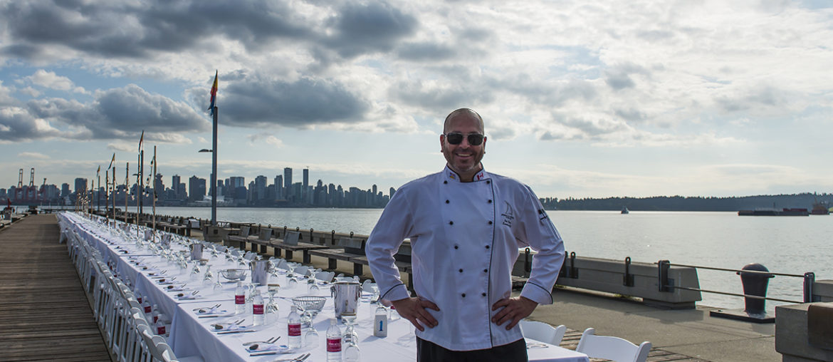 60103e6838 Chef Joel Green on Vancouver s North Shore Feeds a Passion for Community