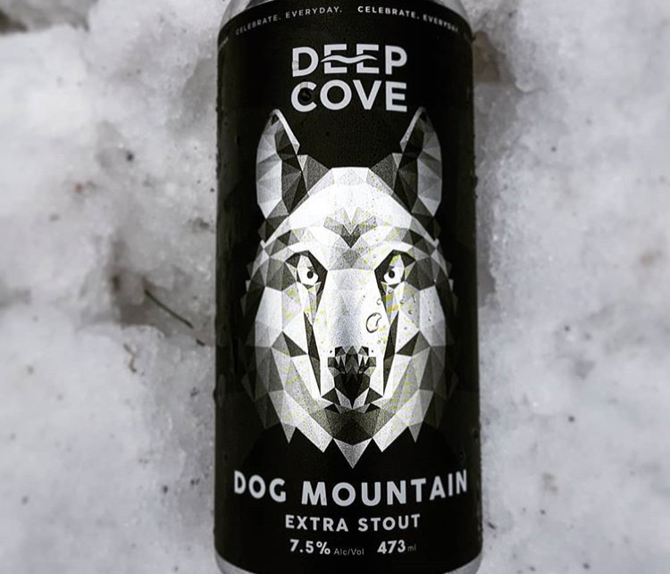 Deep Cove Brewers Winter Craft Beer
