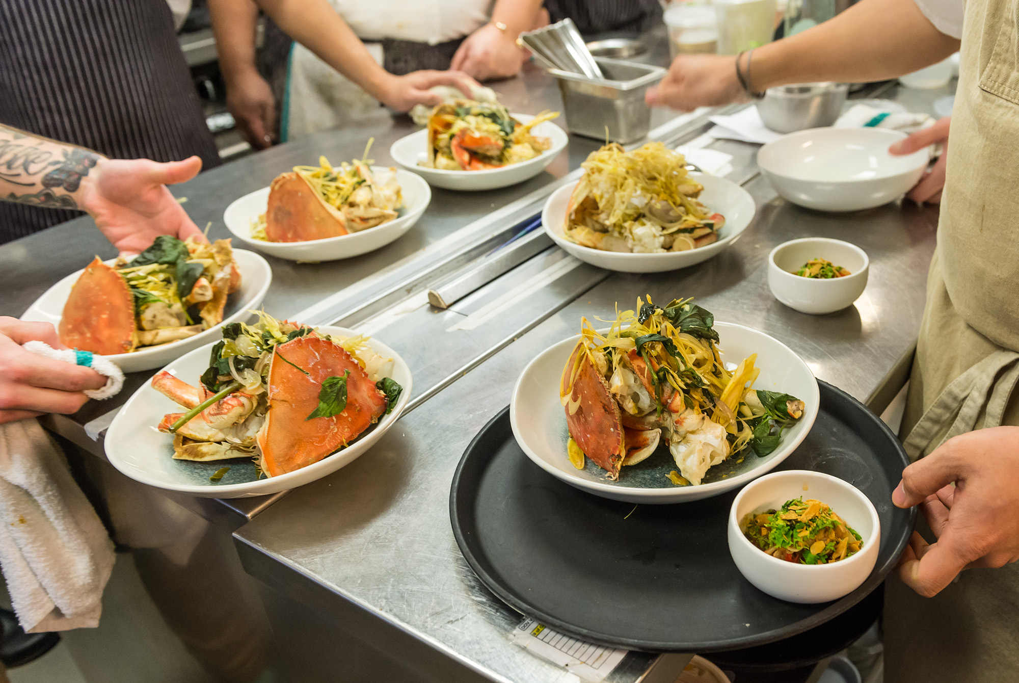 Dine Out Vancouver Welcomes Chefs from Britain, Australia and Germany