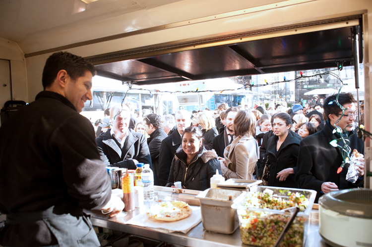 Dine Out Vancouver Festival Street Food City