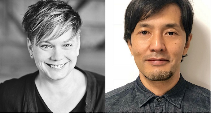 Chef Fumihiro Matsumoto and Vancouver's Chef Andrea Carlson