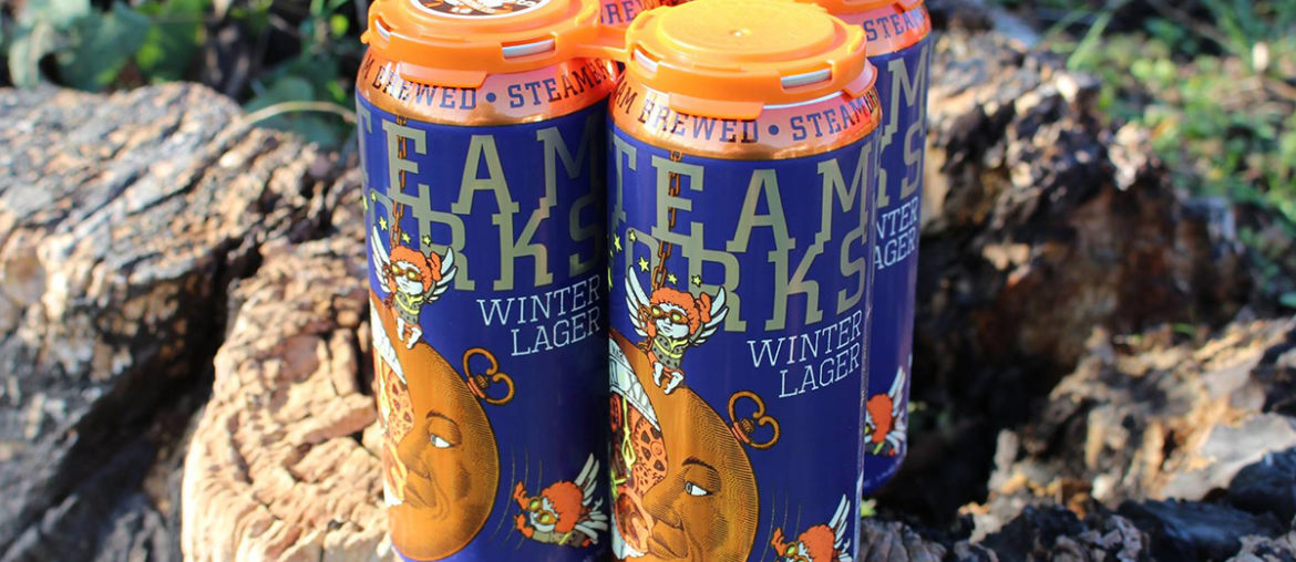 steamworks winter lager