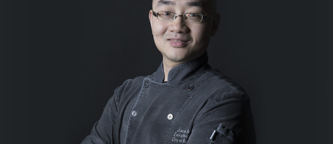 Chef Jason Mok