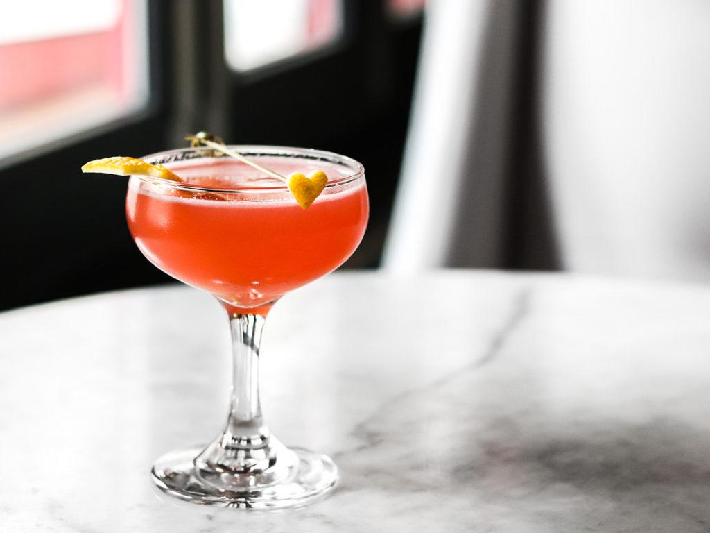 Recipe: In Between Cupid Cocktail