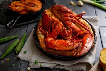Captains Boil Lobster