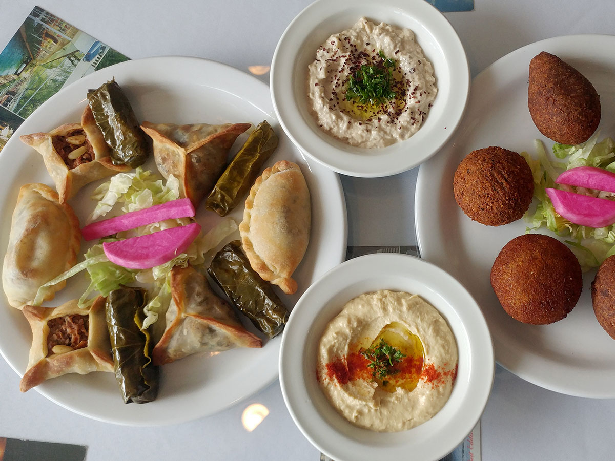Head to Burnaby for a Little Lebanon at Lougheed - WestCoastFood