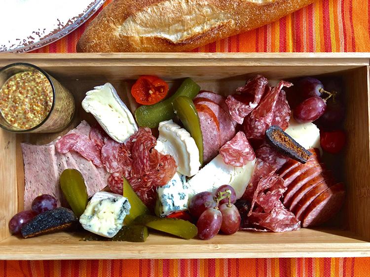Savoury Chef Foods picnic