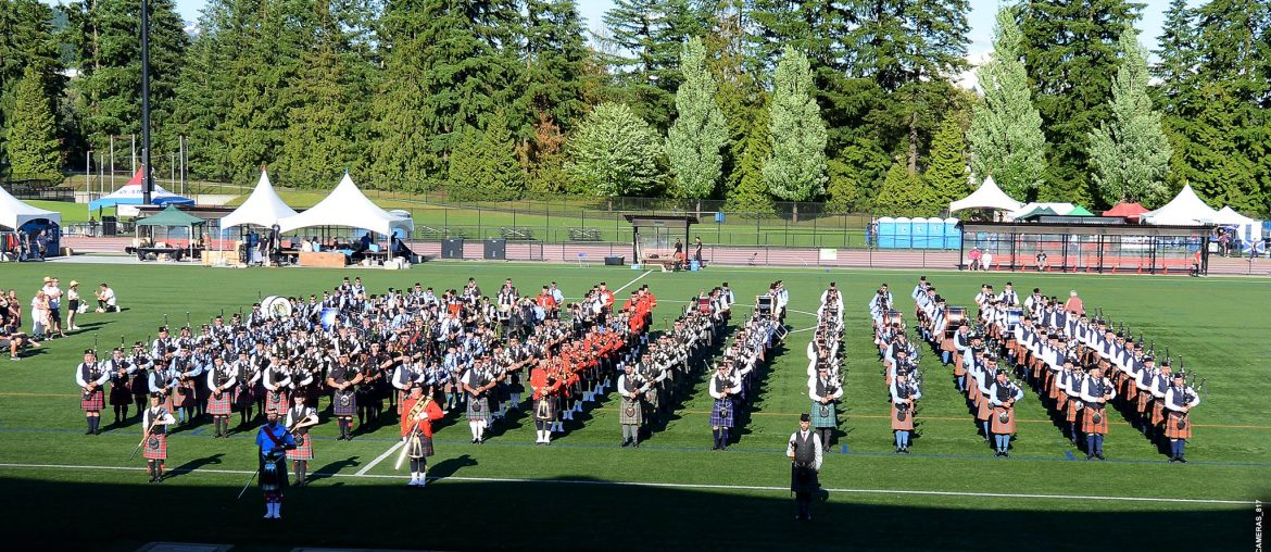 BC Highland Games & Scottish Festival