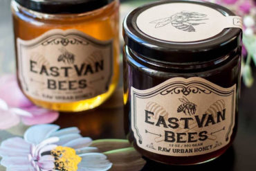 East Van Bees Urban Honey