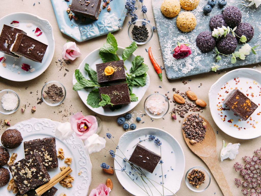 Living Lotus - Vegan Raw desserts in Vancouver