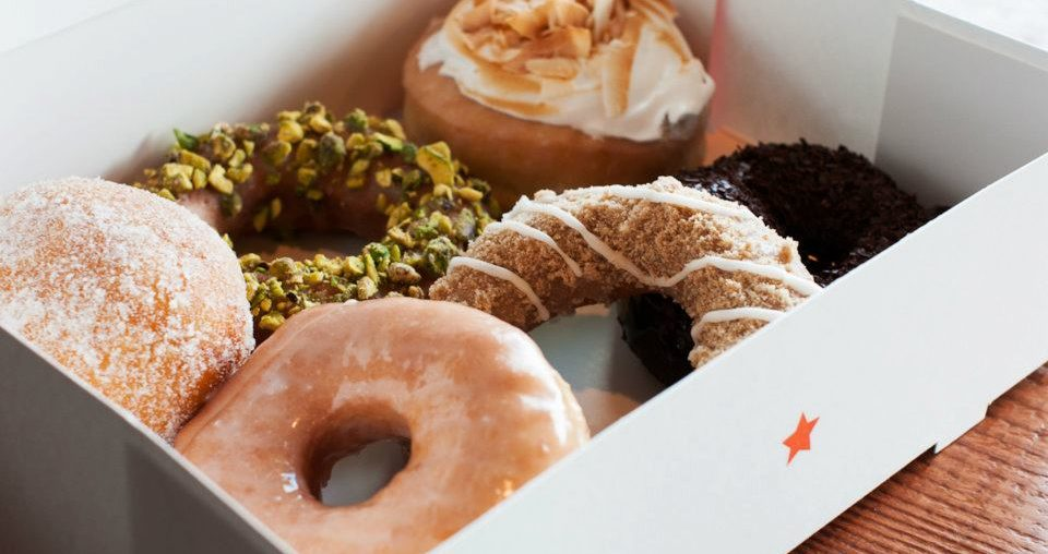 Best donuts in Vancouver