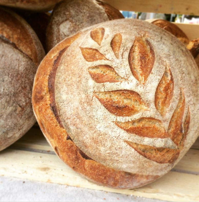 From Farm to Bread Basket with Two Bald Bakers Bakery