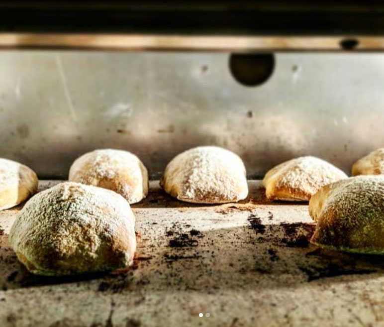 Fresh hand-made bread in Metro Vancouver by Two Bald Bakers