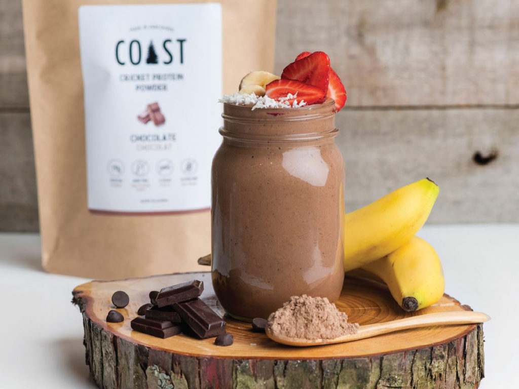Coast Protein -Smoothie