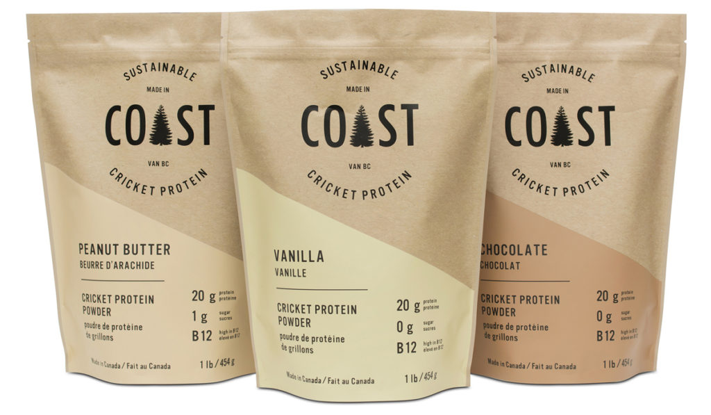 Coast Cricket protein powders