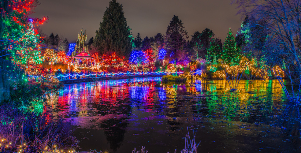 Van Dusen Festival of Lights by Sonika Arora DSC9962 1 2 984x500 - Van Dusen Gardens Christmas Lights 2019