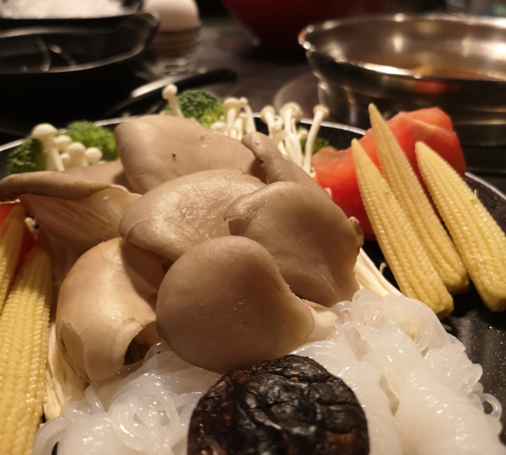 Hot Pot in Vancouver