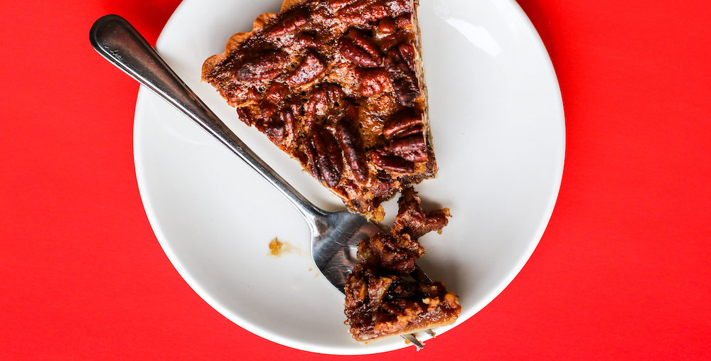 Railtown Catering, Pecan Pie