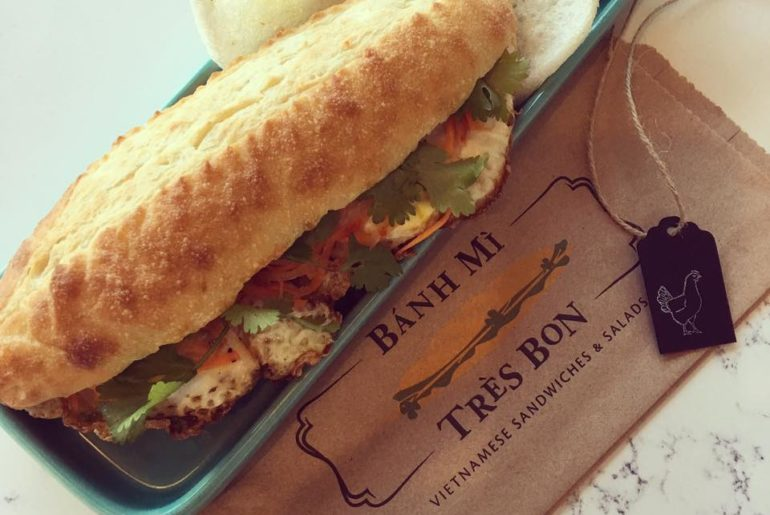 Bánh Mì Très Bon, Egg banh mi