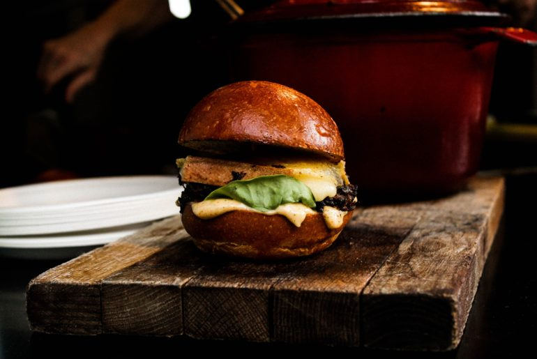 Recipe: Elk Burger