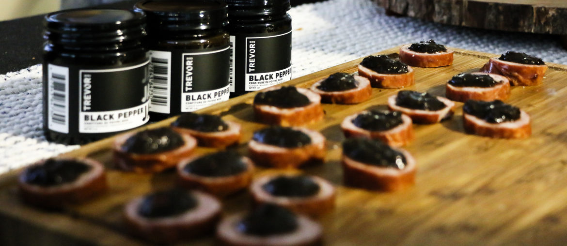 Black Pepper Jam by Trevor Bird - image by Kristi Alexandra