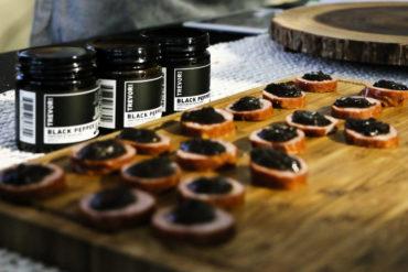 Black Pepper Jam by Trevor Bird - image by Kristi Alexandra