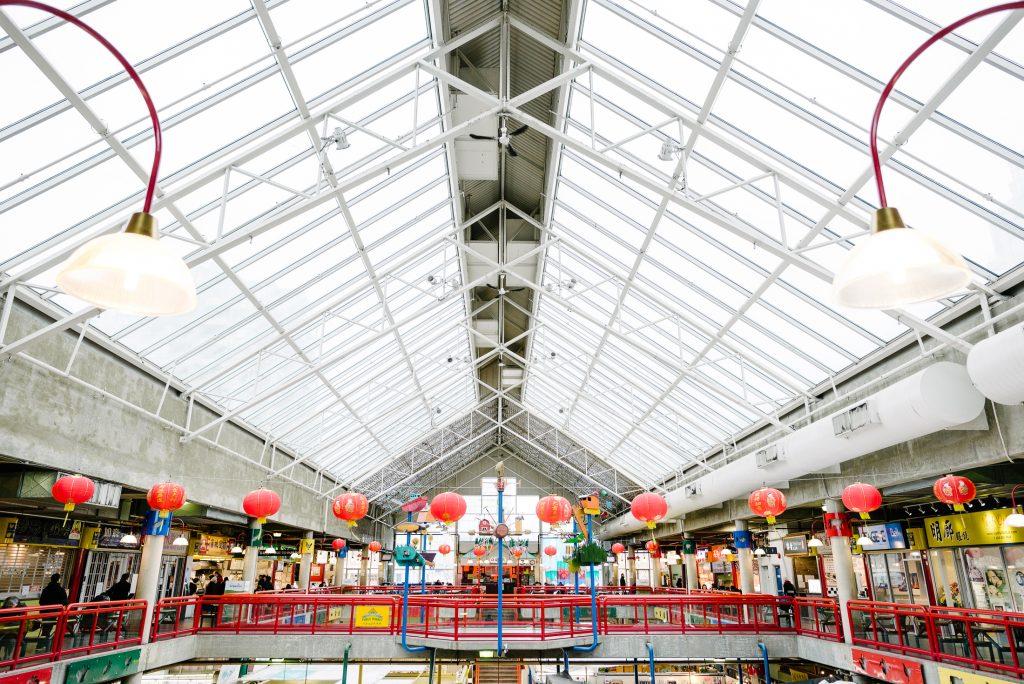 Richmond Public Market, Canada