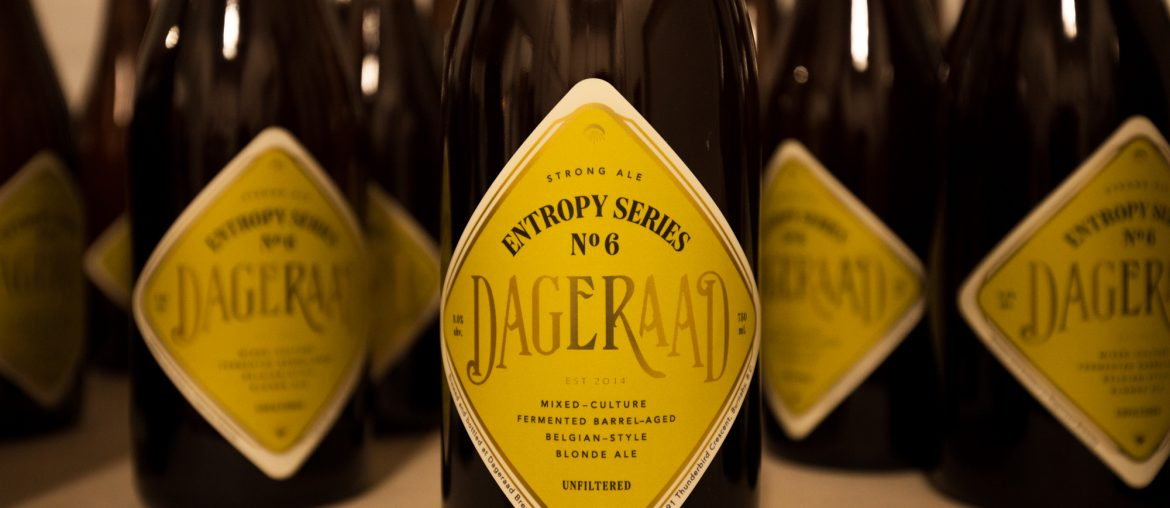 Dageraad Brewing beer in Vancouver