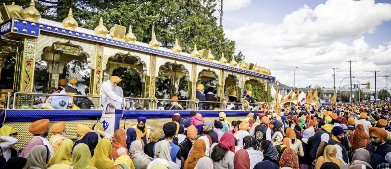 Surrey Vaisakhi Parade
