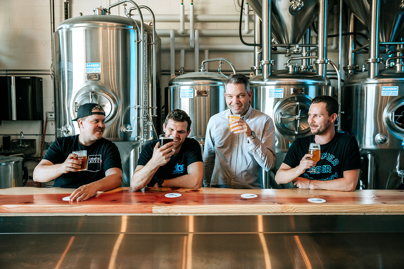 Grab Another Beer at This New Brewery in New Westminster