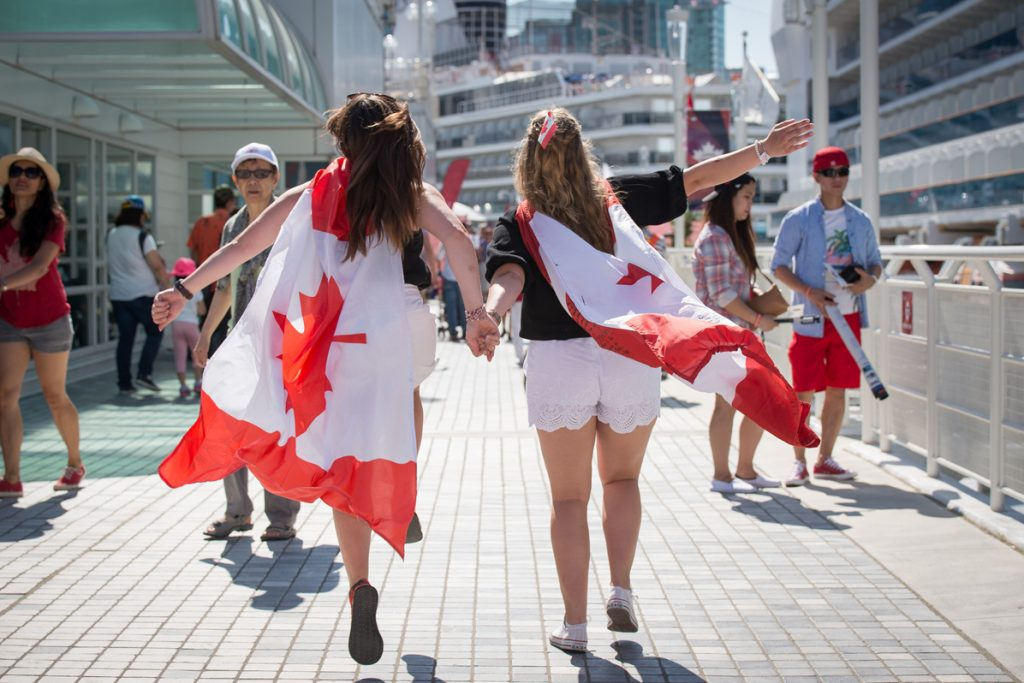 10 Ways to Indulge in Patriotic Fare this Canada Day