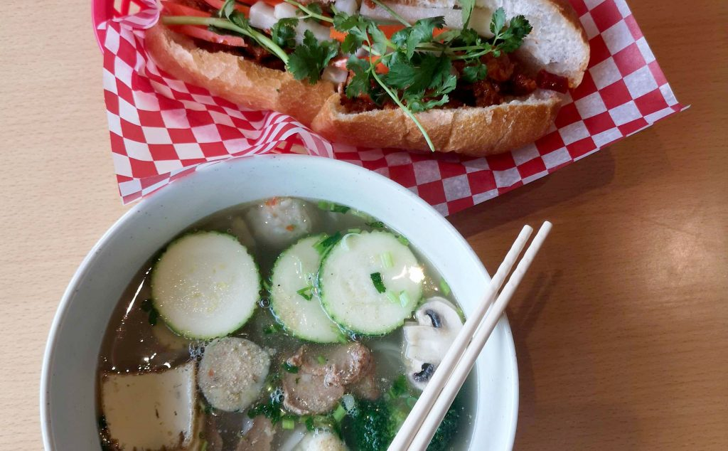 5 Places to be Vegetarian in New Westminster
