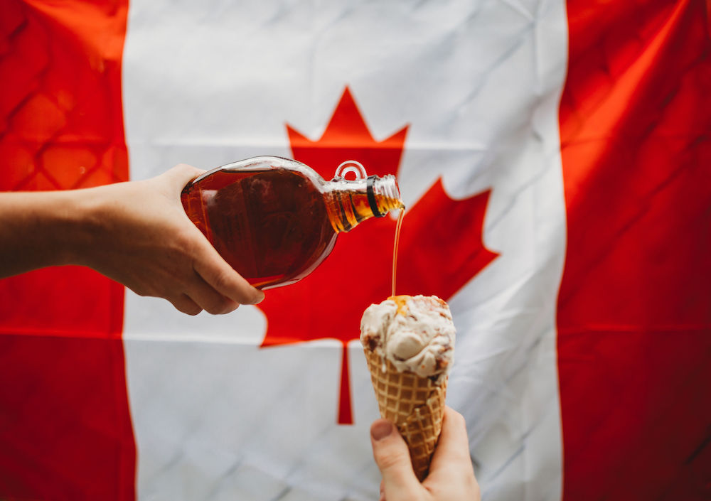 Rocky Point Ice Cream - Canada Day