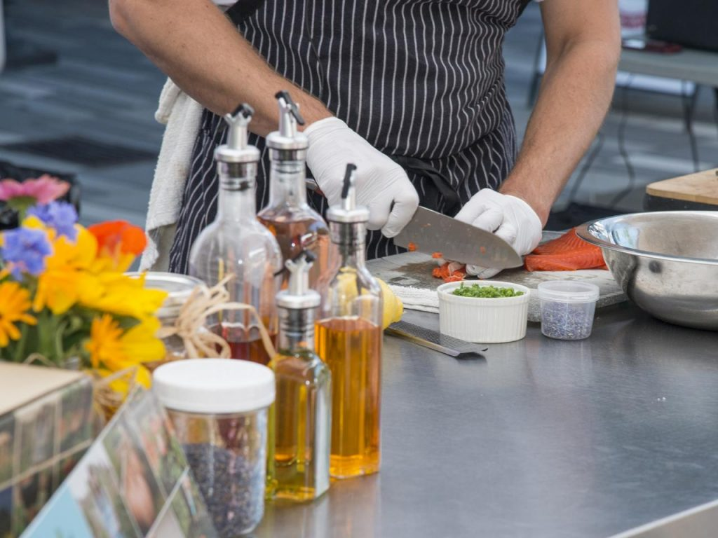 Foodie Feast in Downtown Langley