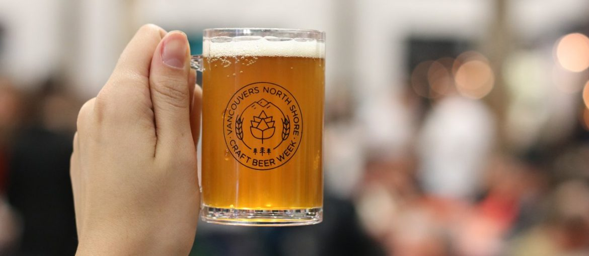 Vancouvers North Shore Craft Beer Week 2019