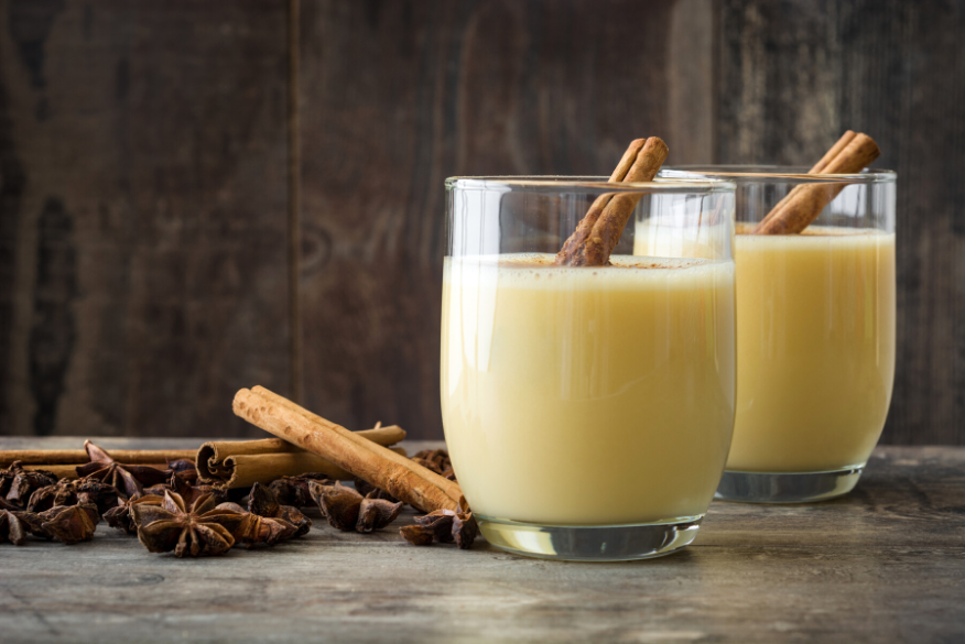 Recipe: Awesome Eggnog