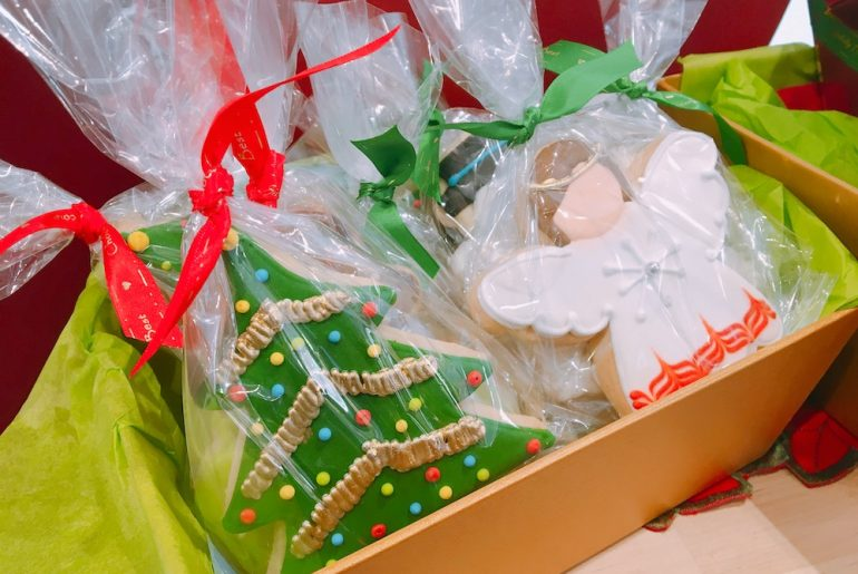 Sugar Cookies from Sinfully the Best. | Photo: Tara Lee