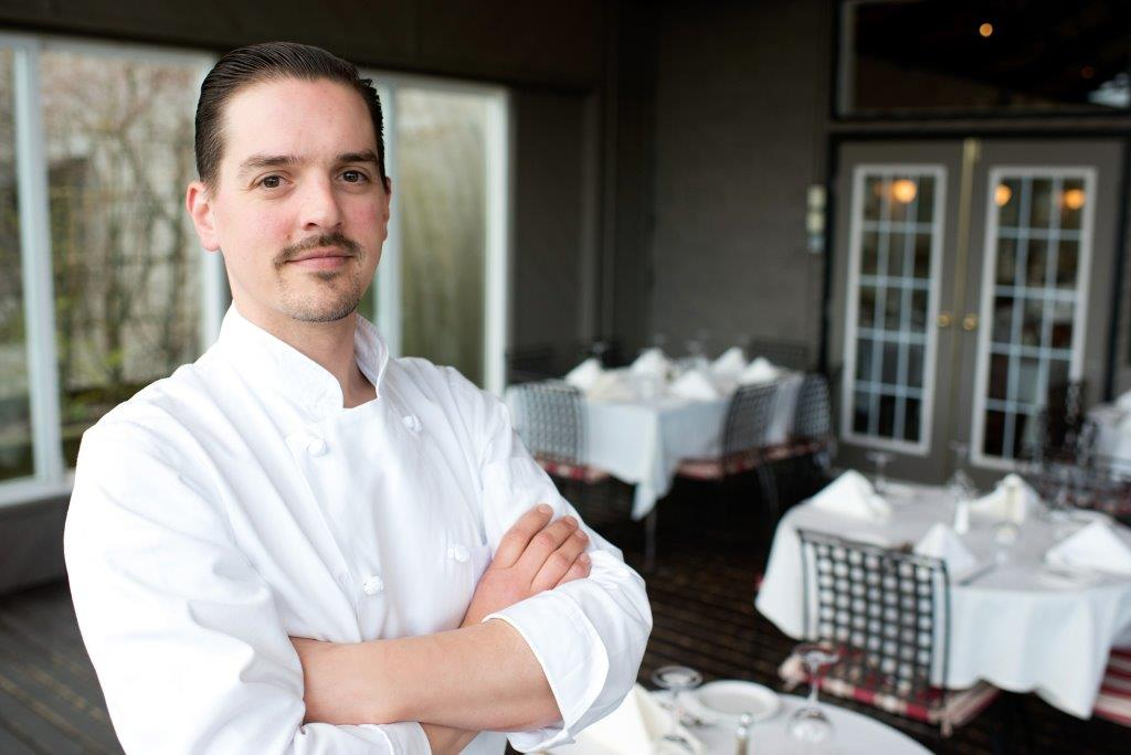 Meet the Chef behind Chaberton Estate Winery's French Cuisine