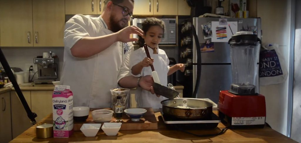 Video: Cooking Just Got Adorable in White Rock