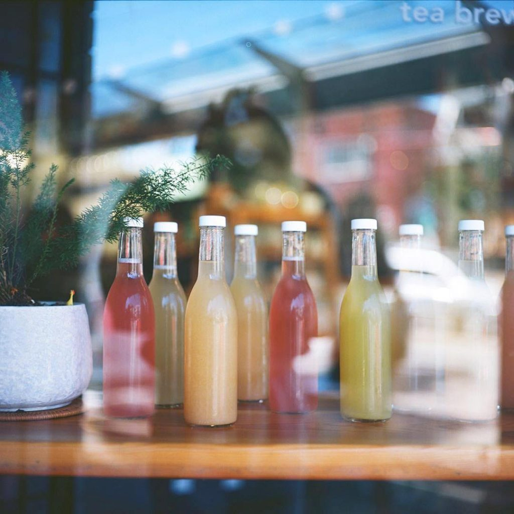 Five Spots to Celebrate Sober October with Kombucha