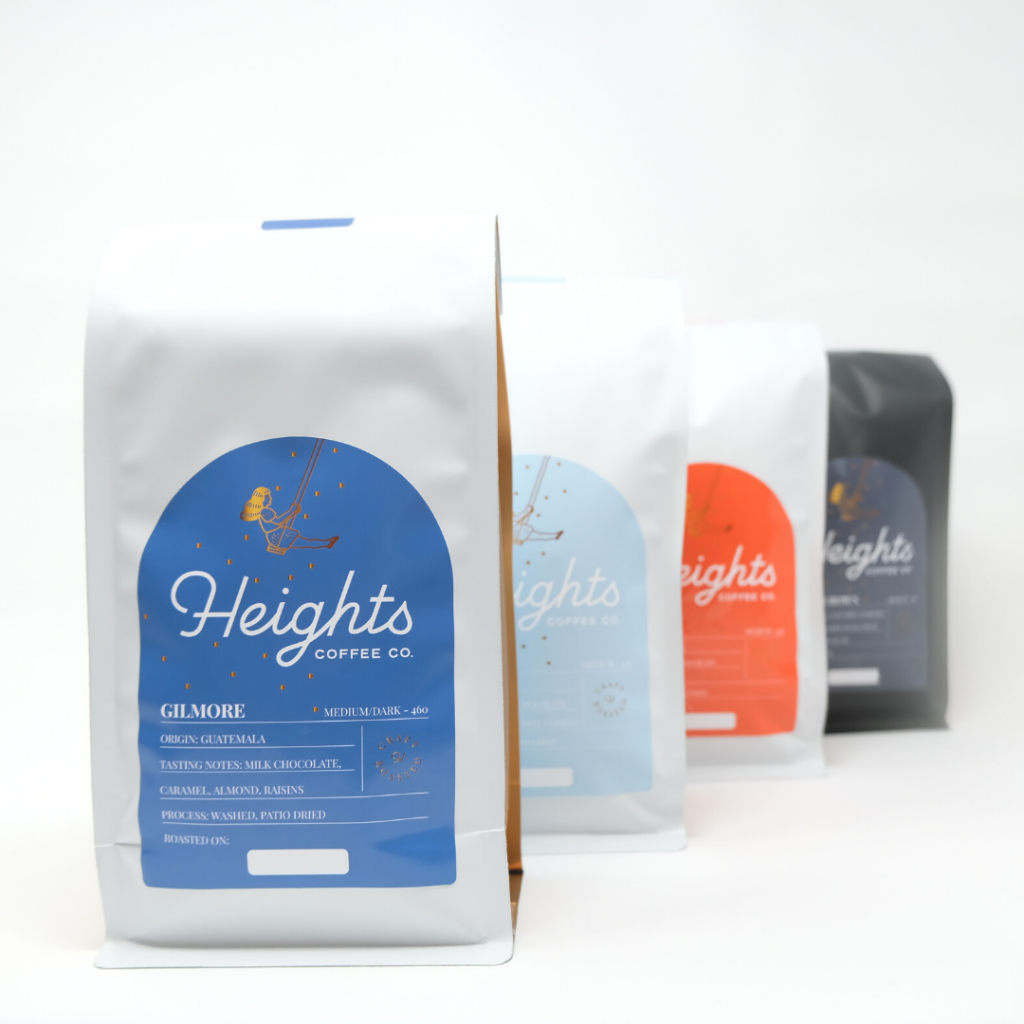 A Coffee Lovers' Gift Guide with Heights Coffee Co.