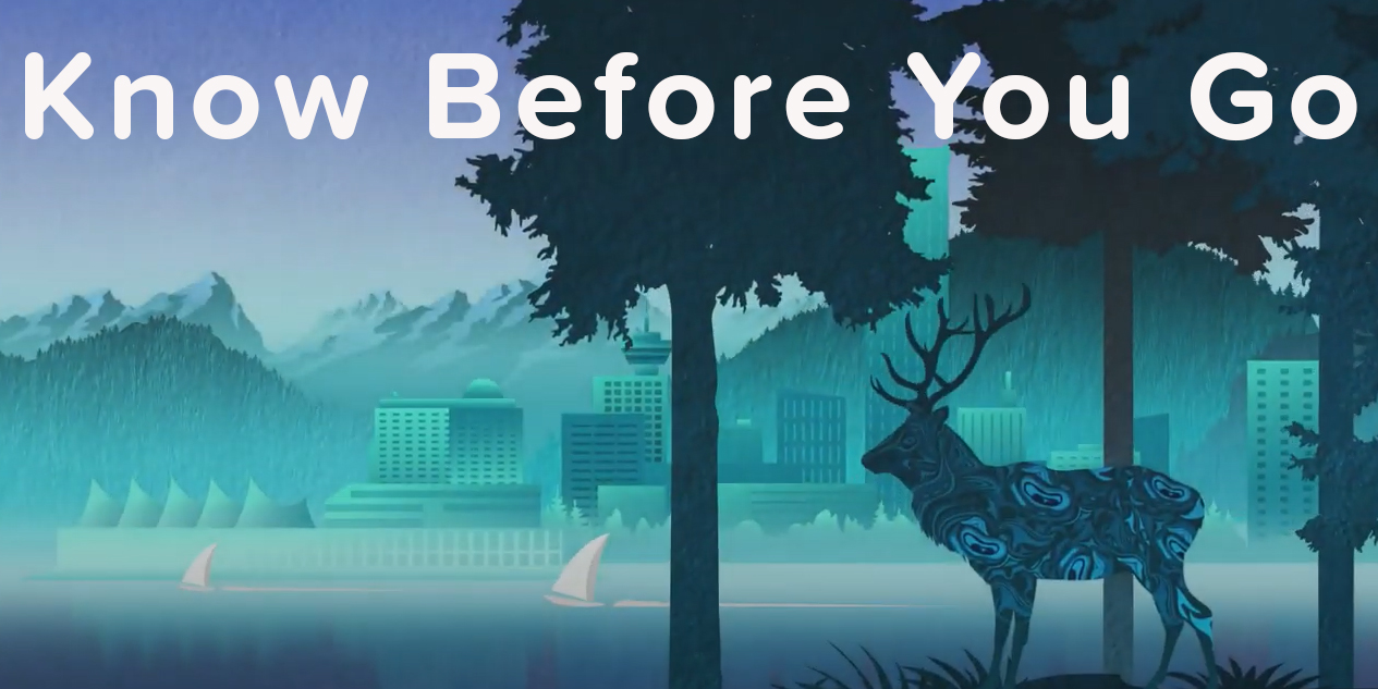 """New """"Know Before You Go"""" Series Gives BC Diners Peace Of Mind"""